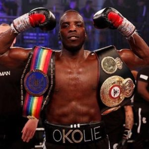 Boxing Results Lawrence Okolie